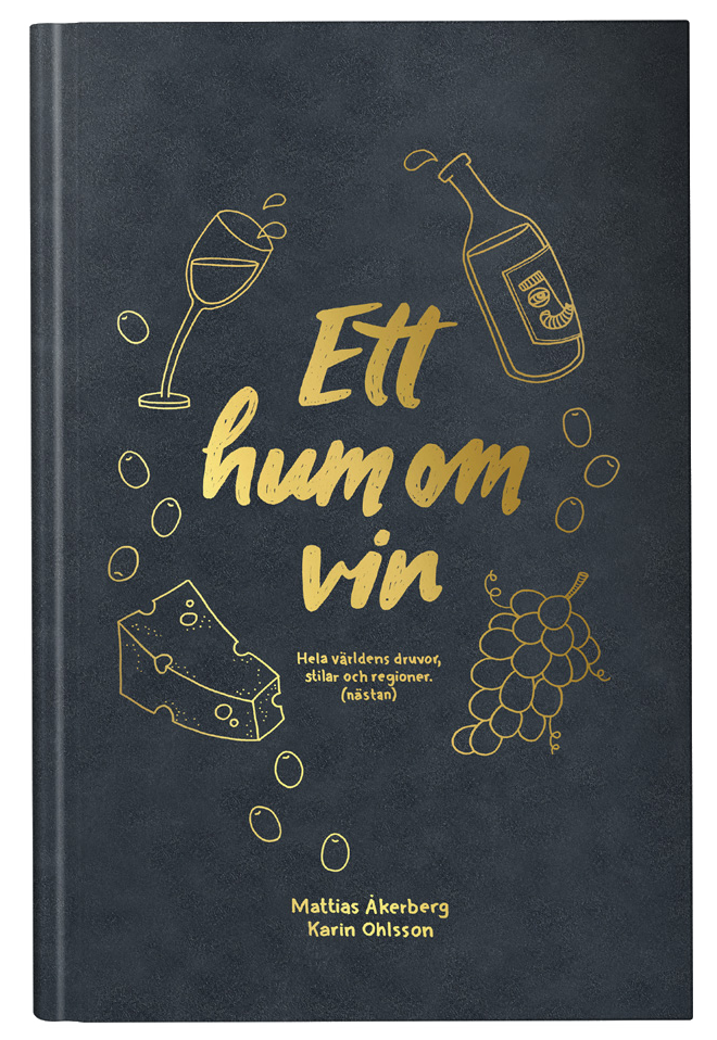 Boken Ett Hum Om Vin